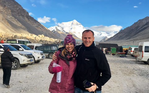 13-Day Epic Chengdu Lhasa EBC Kathmandu Tour
