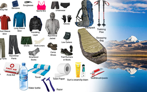 What to Pack for Mount Kailash Tour and Trekking?