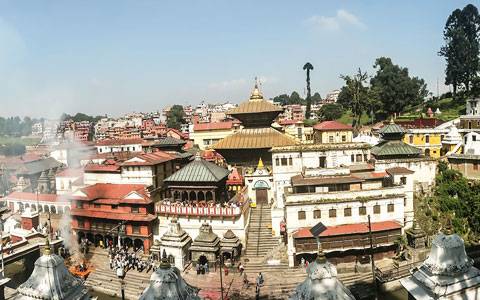 25 Days Guangzhou Xining Lhasa EBC Kailash Nepal Tour