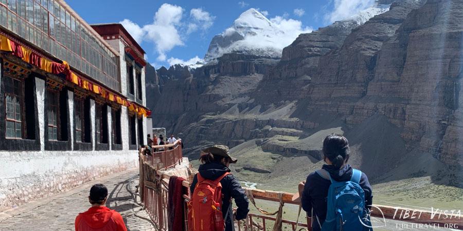 Mount Kailash kora trek