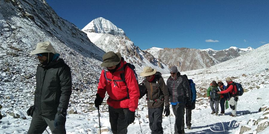 Trek around Mt.Kailash