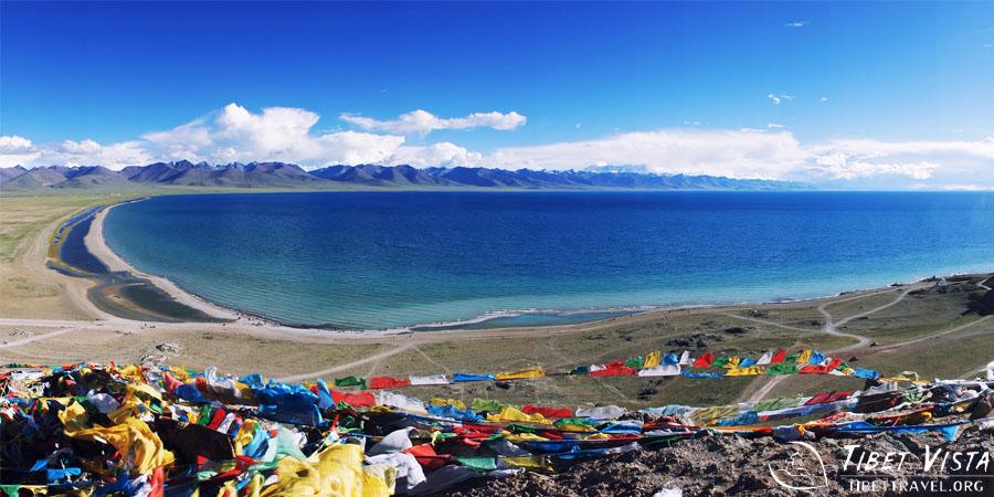 Namtso saw at Tashi Dor Island