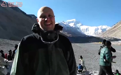 Donald Kyle Padett's Tibet Tour Video Review
