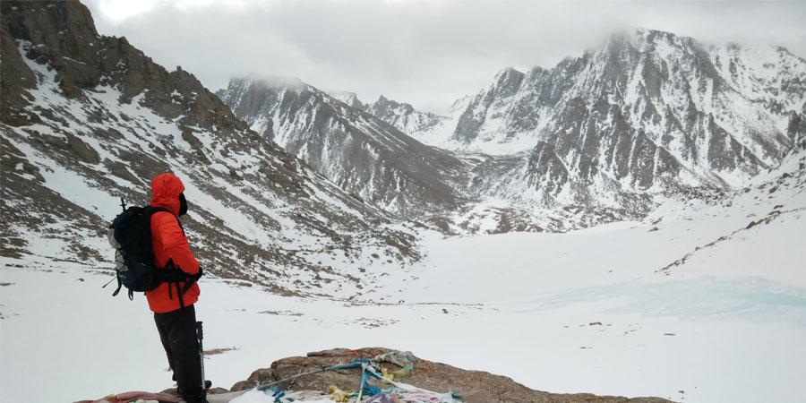 The stunning views on Mt.Kailash