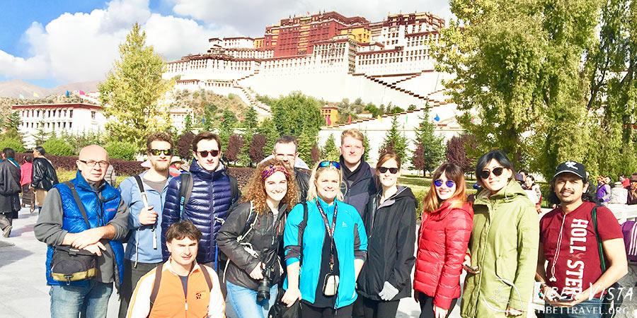 Tibet winter tour