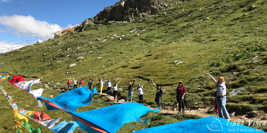 On the trail of the Ganden Kora