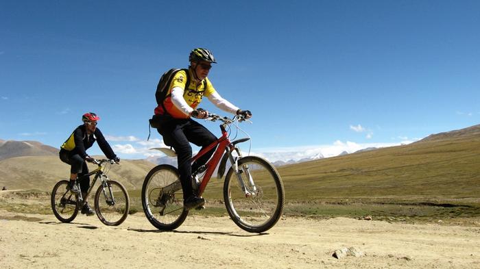 Lhasa to Kathmandu by Bicycle