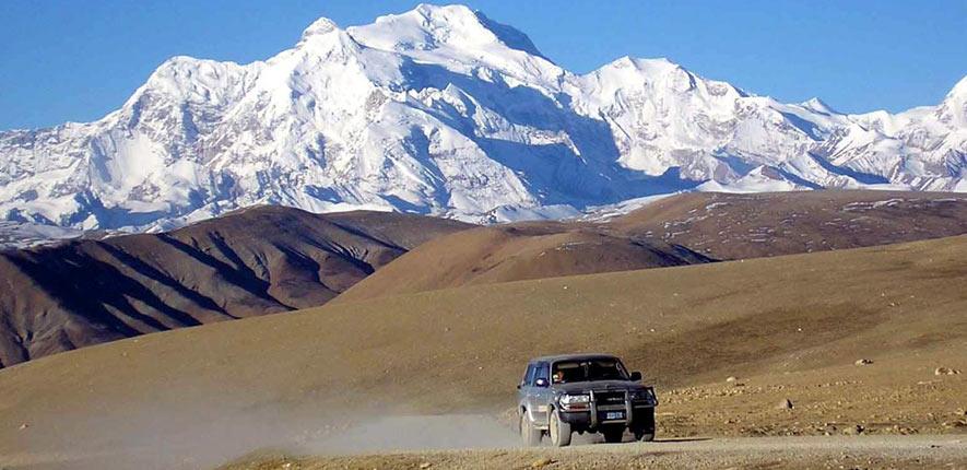 kathmandu tibet overland